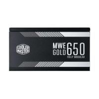 COOLER MASTER MWE GOLD 650W SMPS - 650Watt 80 Plus Gold Certification Fully Modular Psu With Active PFC