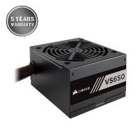 CORSAIR VS650 SMPS - 650 Watt PSU With Active PFC