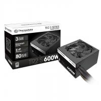THERMALTAKE SMPS 600W - HASWELL READY TR2 S SERIES 600 WATT 80 PLUS STANDARD CERTIFICATION PSU WITH ACTIVE PFC