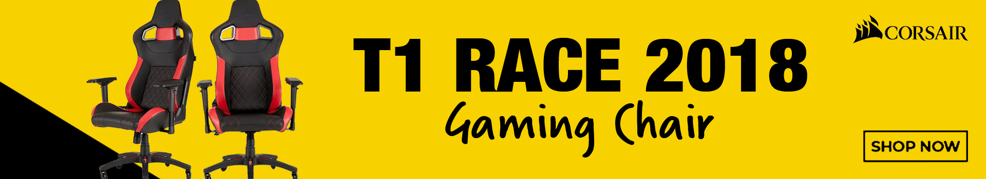 Corsair T1 Race 2018