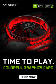 Colorful Graphics Card