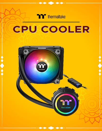 Buy Thermaltake CPU Cooler at Best Price in India