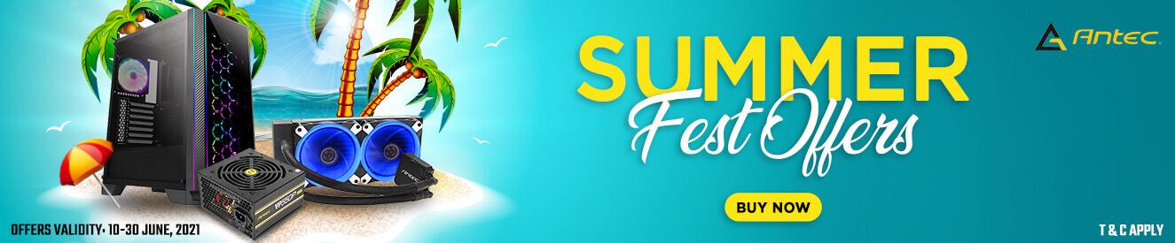 Antec Summer Fest Offers