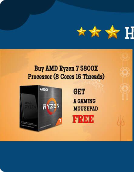 AMD Ryzen 7 5800X Offer