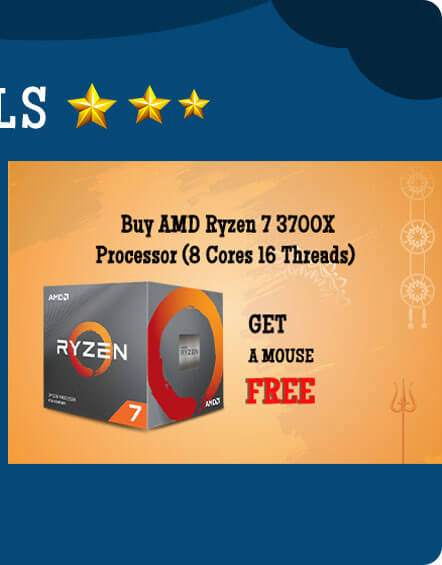 Amd Ryzen 7 3700X Offer