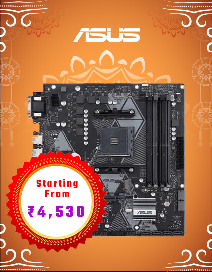 Asus Motherboard at Best Price In India