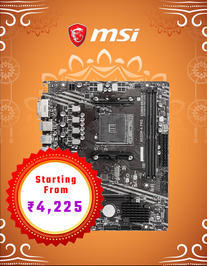 Msi Motherboard at Best Price In India
