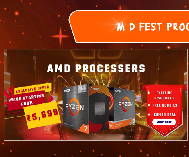 AMD Processor Offer