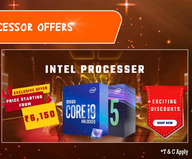 INTEL Processor Offer