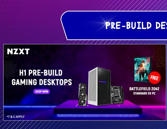 PRE-BUILD PC