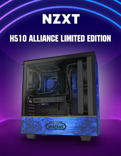 Nzxt H510 Alliance Limited Edition at Best Price in India
