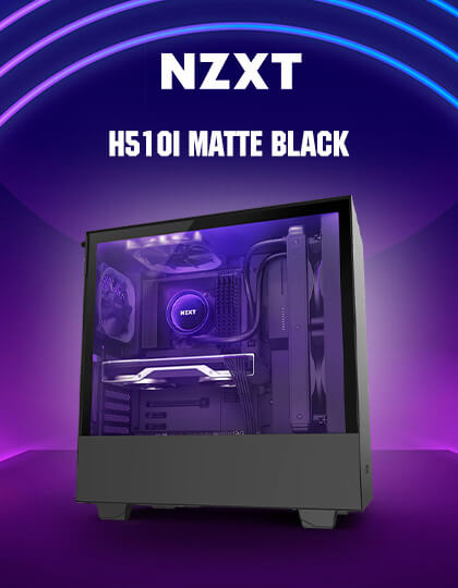 Nzxt H510i (Matte Black) at Best Price In India