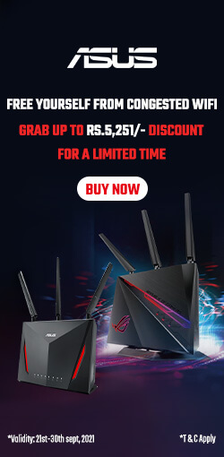 Asus Networking Offer