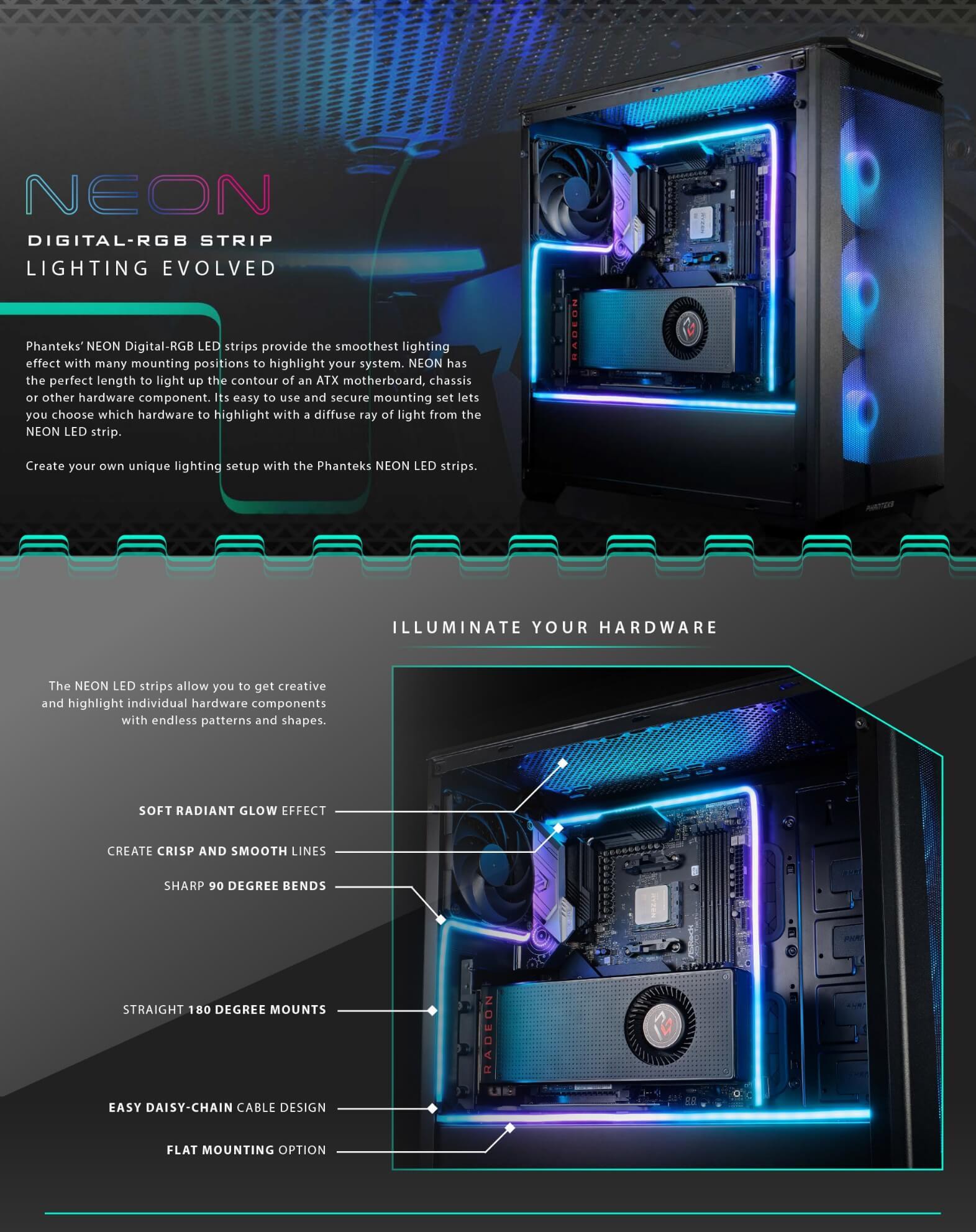 Phanteks Neon M1 4