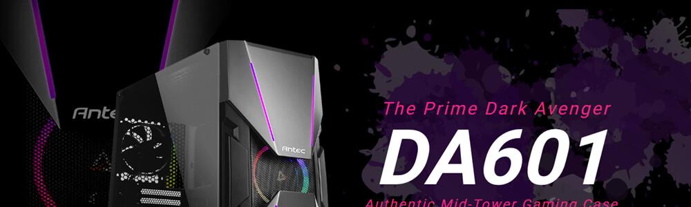 Antec Dark Avenger DA601 RGB (Black) 7