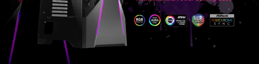 Antec Dark Avenger DA601 RGB (Black) 8