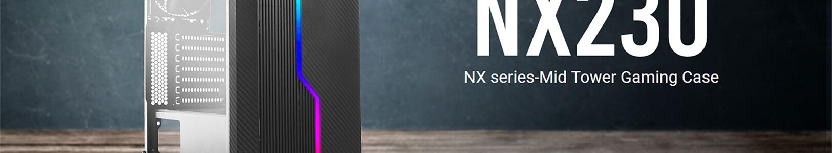 Antec NX230 ARGB (Black) 8