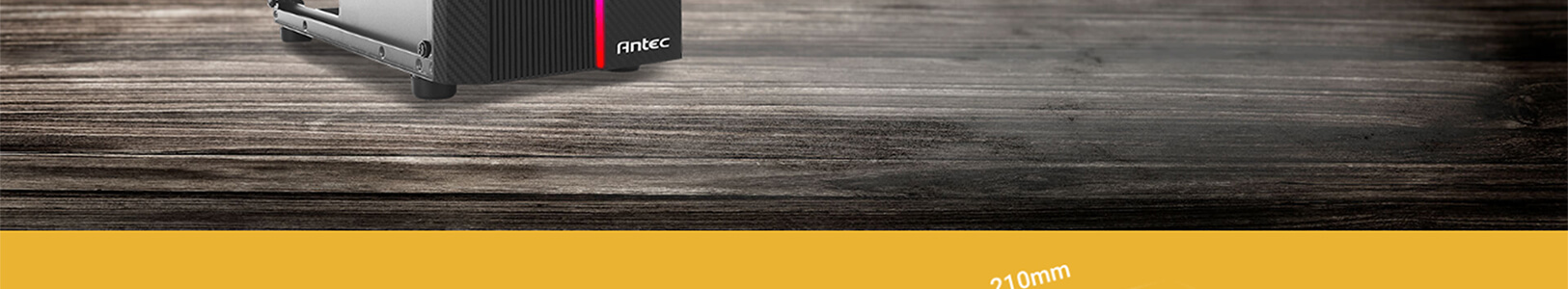 Antec NX230 ARGB (Black) 9