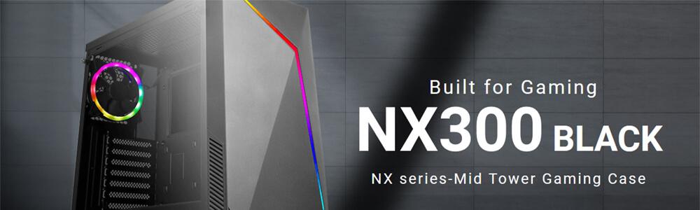 Antec NX300 ARGB (Black) 7