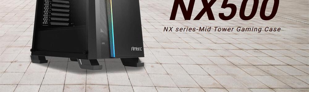 Antec NX500 ARGB (Black) 7