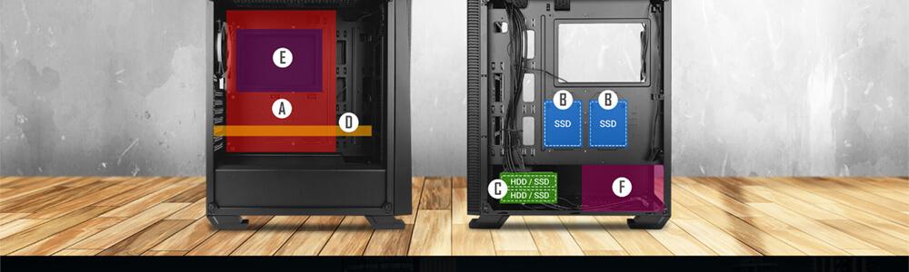 Antec NX500 ARGB (Black) 16