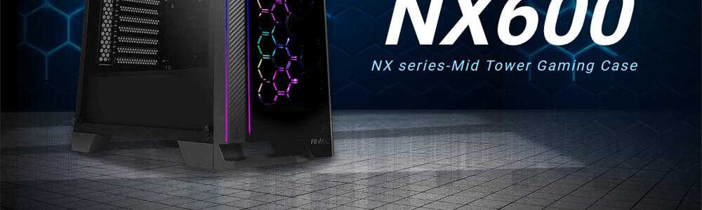 Antec NX600 ARGB (Black) 8