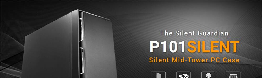 Antec P101 Silent (Black) 7