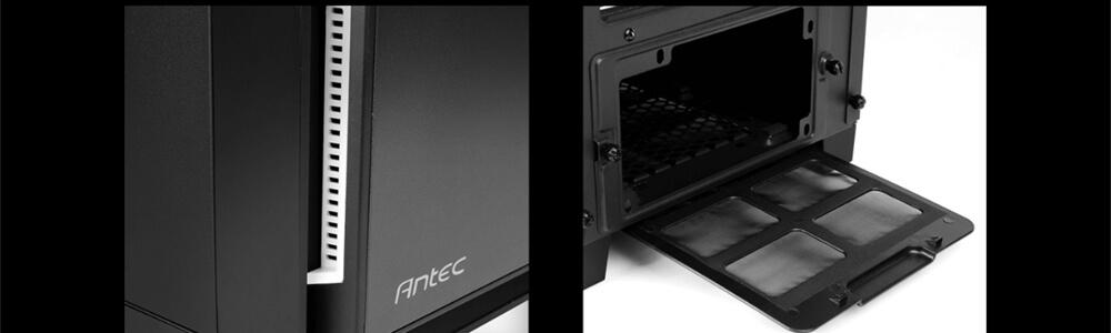 Antec P101 Silent (Black) 21
