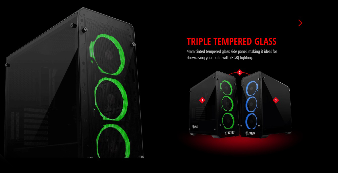TRIPLE TEMPERED GLASS