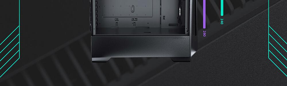 Phanteks Eclipse P360X DRGB (Black) 22