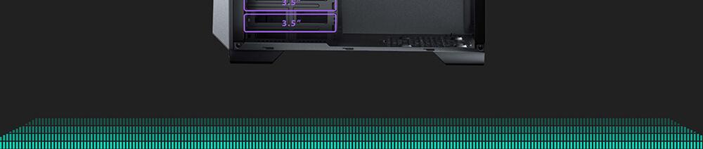 Phanteks Eclipse P360X DRGB (Black) 25