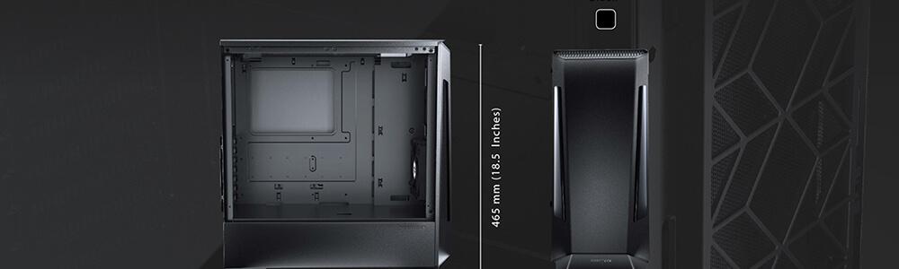 Phanteks Eclipse P360X DRGB (Black) 14