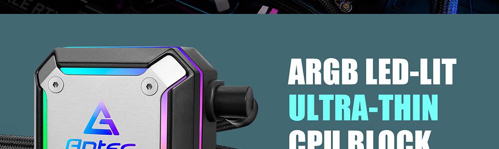 Antec Neptune 120 ARGB 10