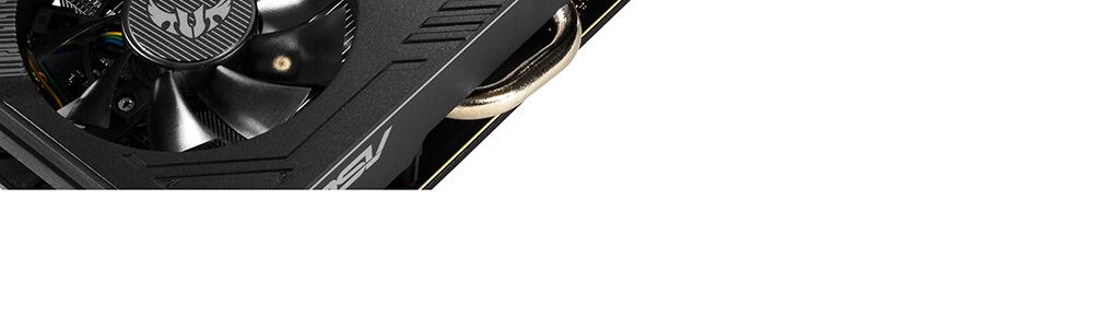 Asus GTX 1660 Super Tuf Gaming X3 OC 6GB 13