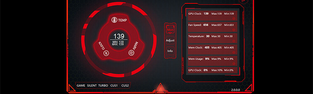 Colorful iGame RTX 2080 Ti Advanced OC V RGB 11GB 17