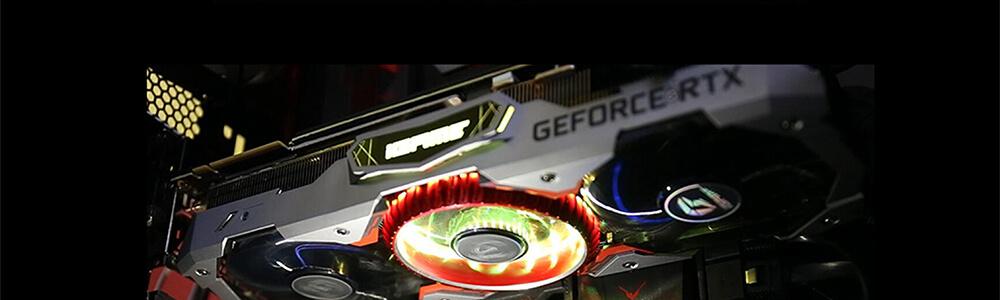 Colorful iGame RTX 2080 Ti Advanced OC V RGB 11GB 18