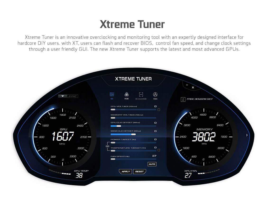 Galax RTX 2070 EX OC 8GB Graphics Card 11