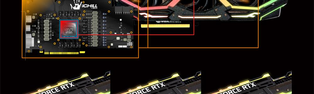 Inno3d RTX 2080 Super Ichill X3 Ultra RGB 8GB 13