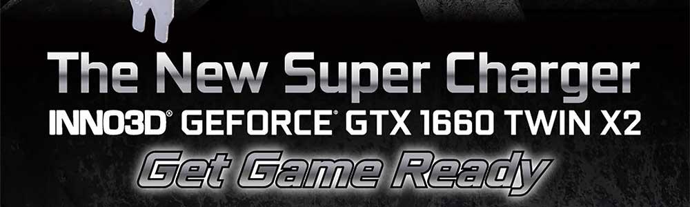 Inno3d GTX 1660 Twin X2 6GB 6