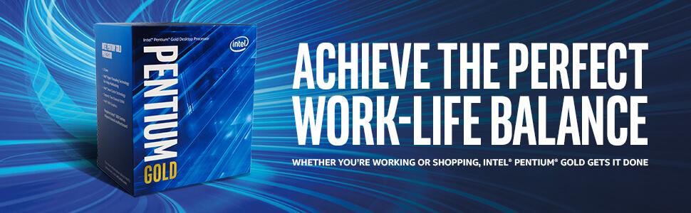 Intel Pentium Gold G5400 2