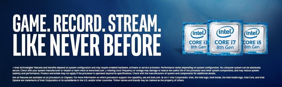 Intel's most powerful processors raise the bar on desktop computing