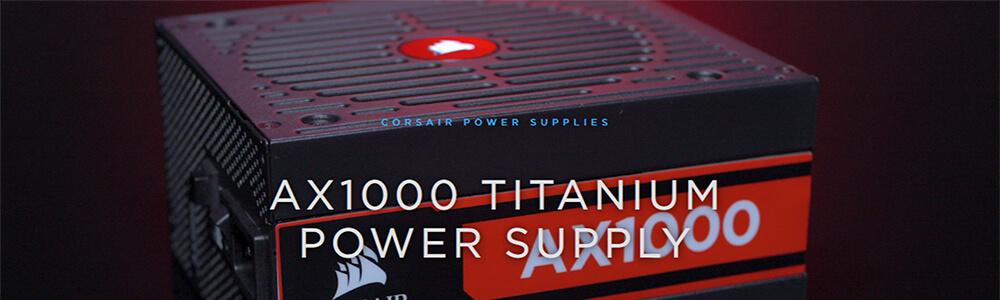 Corsair AX1000 5